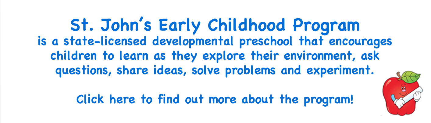 St. John's Early Childhood Program