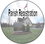 Parish Registration Button